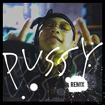 Pussy (feat. Jin Dogg, MonyHorse, Shurkn Pap & A-THUG) [Remix]
