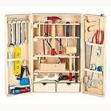 Werkzeugkoffer aus Holz