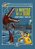Sacré-Coeur et le monstre de la Seine