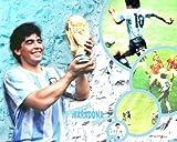 Unbekannt Poster, Diego Maradona (argentinische