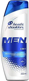 Shampoo De Cuidados Com A Raiz Head & Shoulders Men 3Em1 200Ml, Head & Shoulders