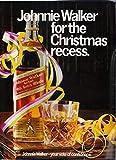 WJY Vintage Alcohol Vino Cerveza Cartel Johnnie Walker Etiqueta Negra Lienzo clásico Pinturas Carteles de Pared Pegatinas decoración del hogar Gift 50cm x75cm Sin Marco