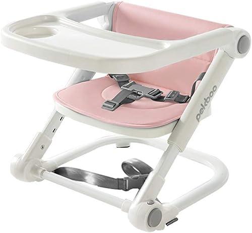 GZ Kindersitz, Tragbarer Baby-Esstisch Und Stuhl, Klappstuhl, Leicht Zu Tragen