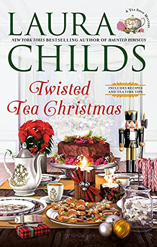 Compare Textbook Prices for Twisted Tea Christmas A Tea Shop Mystery  ISBN 9780593200865 by Childs, Laura