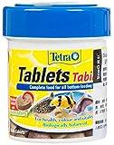 Tetra Tabimin 120 Tabs Tablet Tropical Sinking Bottom Feeding Fish Tank Food