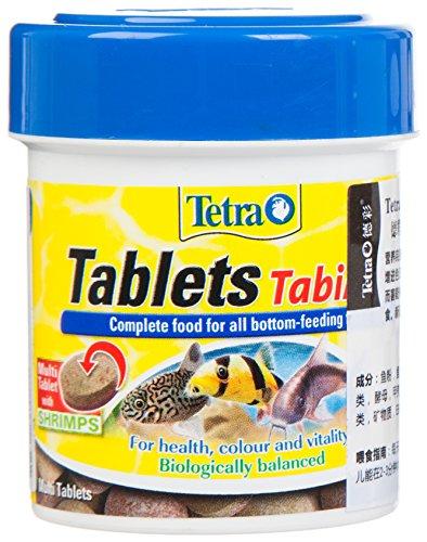 Tetra TabiMin Fish Food (Pot Size: 120 Tablets)