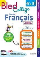 Le Bled francais: college (6e a 3e) : nouveaux programmes