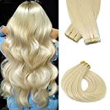 Best Tape In Hair Extensions - Aison 16Inch Tape in Hair Extensions Human Hair Review