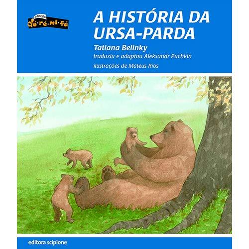 A história da ursa-parda