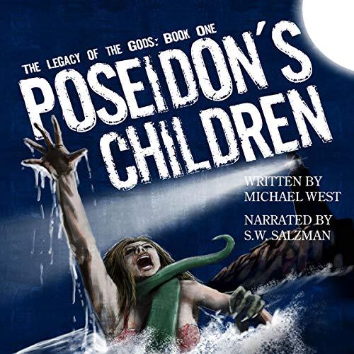 Poseidon's Children Audiobook By Michael West cover art