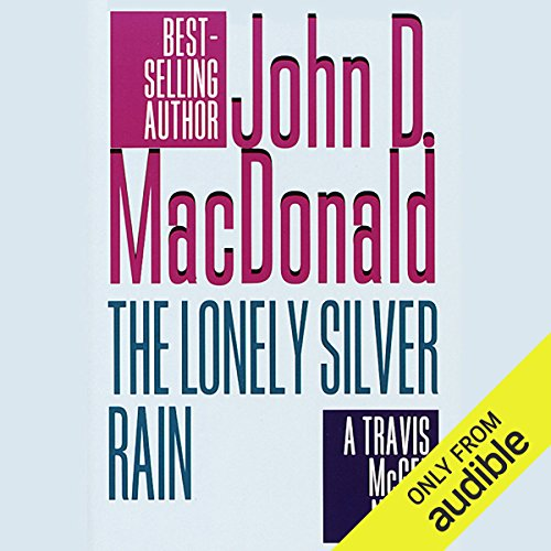 The Lonely Silver Rain cover art