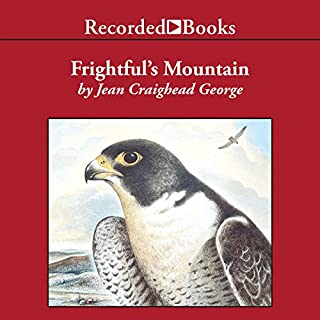 Frightful's Mountain audiobook cover art