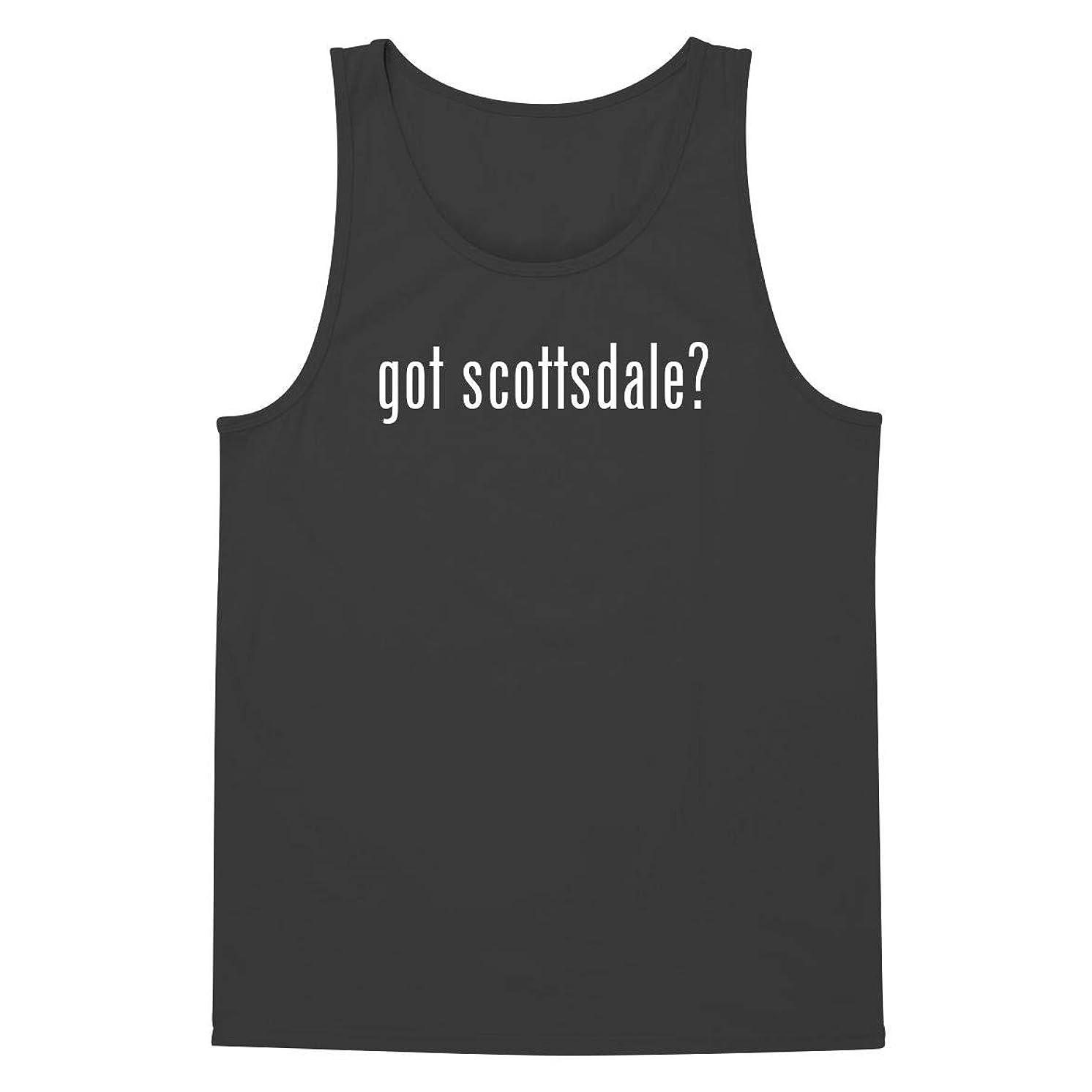 The Town Butler got Scottsdale? - A Soft & Comfortable Unisex Men's & Women's Tank Top