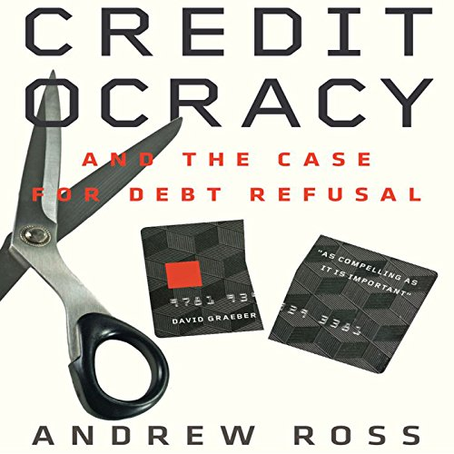 Creditocracy audiobook cover art