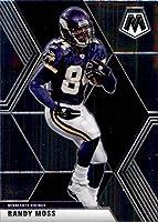 Football NFL 2020 Mosaic #133 Randy Moss NM-MT Vikings