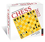 Chess 2022 Day-to-Day Calendar: A Year of Chess Puzzles