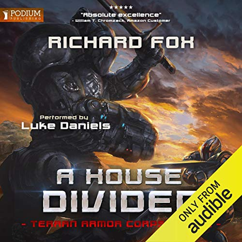 A House Divided cover art