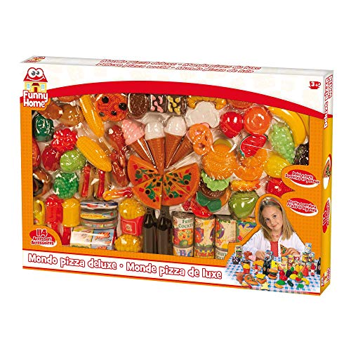 FUNNY HOME - Coffret 114 Aliments