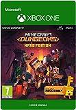 Minecraft Dungeons: Hero Edition   Xbox One - Codice...