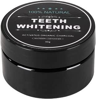 Weixinbuy Womens Mens Teeth Whitening Cleaning Teeth- Charcoal Powder Natural Teeth Whitening