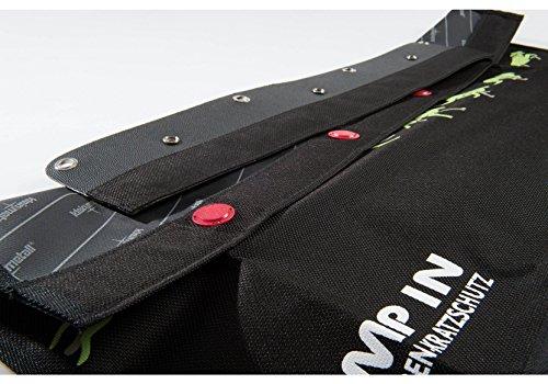 Kleinmetall Jump In Stoßstangen-Kratzschutz für Kofferraum - 5
