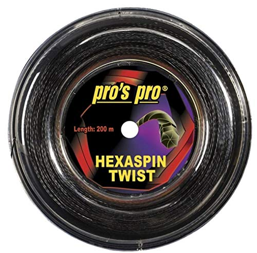 Pro Pros Tenis Spin Cordaje Hexaspin...