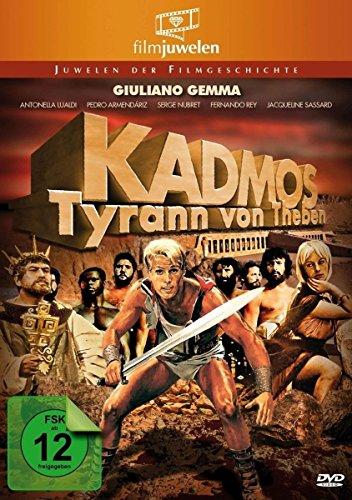 Kadmos - Tyrann von Theben (Filmjuwelen)