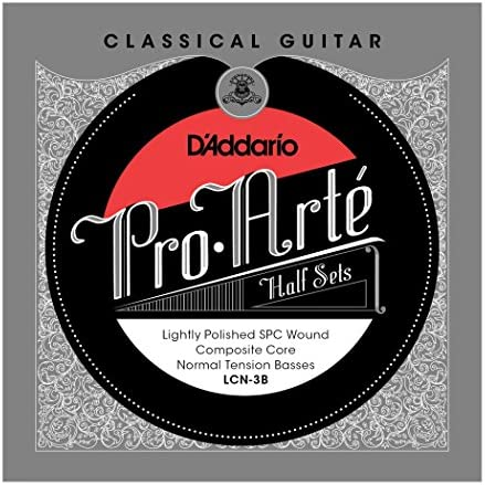 Top 10 Best d addario ej45 pro-arte nylon classical guitar strings normal tension