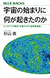 宇宙の始まりに何が起きたのか ビッグバンの残光「宇宙マイクロ波背景放射」 (ブルーバックス)