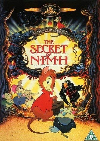 The Secret of NIMH [Reino Unido] [DVD]