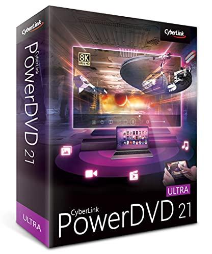CyberLink PowerDVD 21 Ultra (64-Bit)