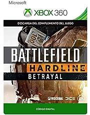 Battlefield: Hardline Betrayal  | Xbox 360 - Código de descarga