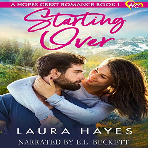 Starting Over: Inspirational Romance  audiobook cover art