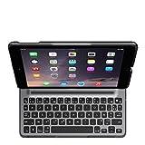 Belkin - F5L191edBLK - Etui/Clavier 'QODE Ultimate Lite' pour iPad Mini 4 (Clavier AZERTY) - Noir