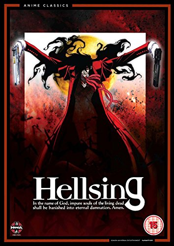 Hellsing - The Complete Original Series Collection [4 DVDs] [UK Import]