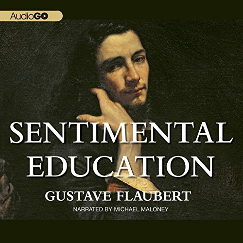 Sentimental Education audiobook cover art