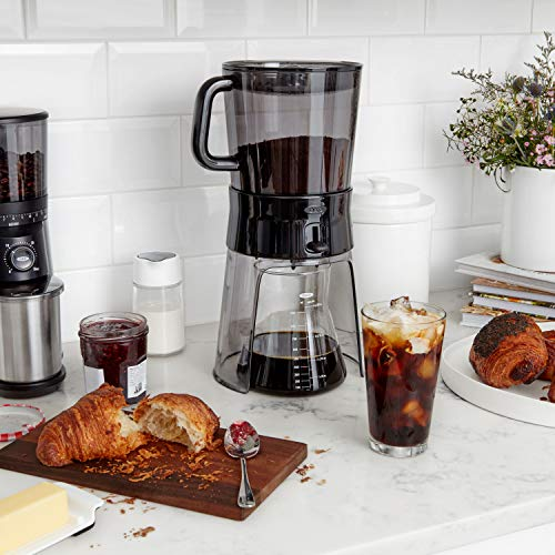 the OXO Cold Brewer carafe