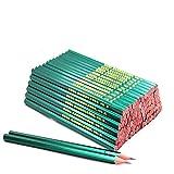 XLEIQUISHJ Estudiante 10 unids/Set Wood 2b Lápiz Estudiantes Usan la Escritura Hexagonal Sketch Special Niños Dibujo Lápiz Arte Arte Papelería Oficina Escuela Class (Color : Green)