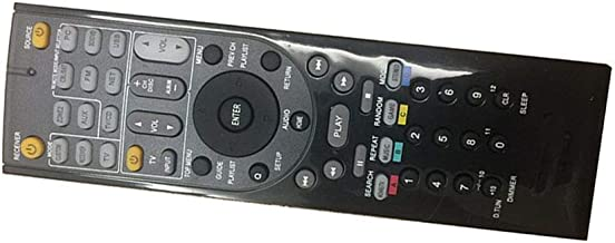 Easy Replacment Remote Control Suitable for Onkyo TX-NR636 HT-S3300 HT-S7700 AV A/V Receiver System