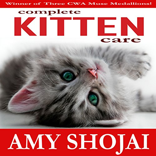 Complete Kitten Care audiobook cover art