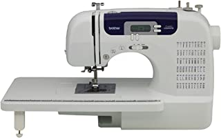 Brother Computerized Sewing and Quilting Machine, CS6000i, 60 Built-In Stitches, 7 styles..