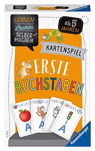 Ravensburger Kinderspiele Lernspiel 80659 - Lernen Lachen Selbermachen: Erste Buchstaben