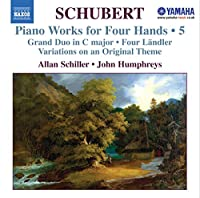 Piano Works for Four Hands 5
