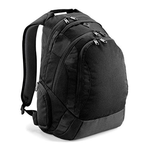 Quadra Vessel Laptop Rucksack - Black