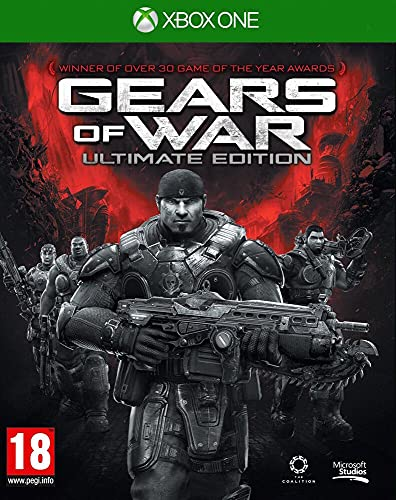 JEU Konsole MICROSOFT Gears of WAR UE Xbox ONE