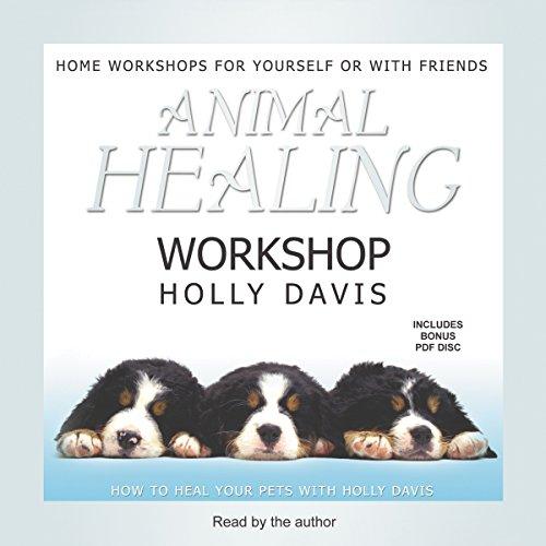 Animal Healing Workshop audiobook cover art