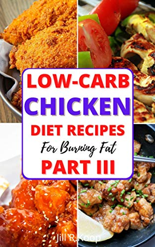 Low Carb Chicken Diet Recipes For Burning Fat Part Iii Quick Easy To Make Low