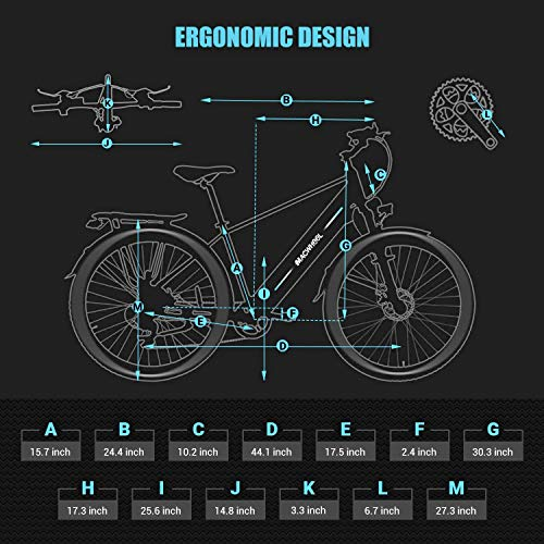 51a4M+GpLRL. SL500 A Selection of Top 500w Electric Bike Options