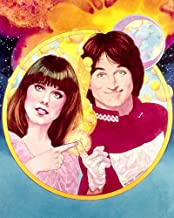 Nostalgia Store Mork & Mindy Featuring Robin Williams, Pam Dawber 14x11 Promotional Photograph nice artwork