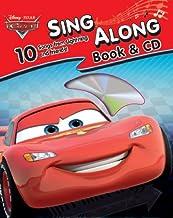 Disney Cars Sing Along Book (Disney Singalong)